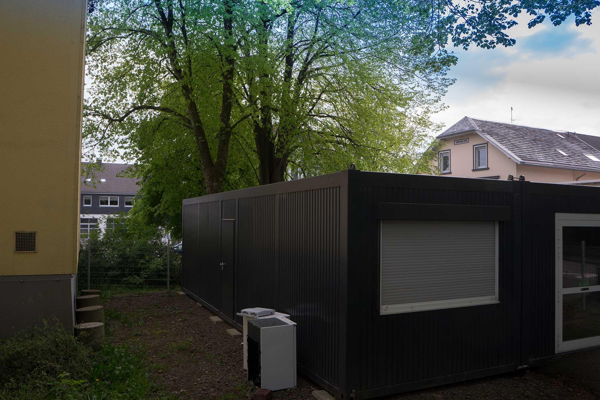 KGS Lindenbaum - Container