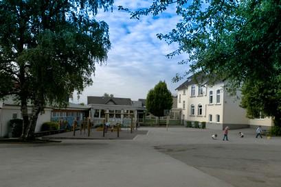 Grundschule Blumenstraße alt